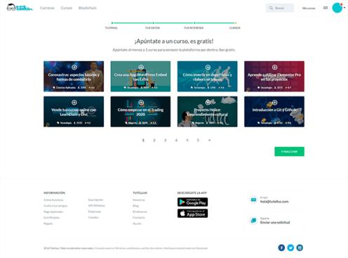 5 plataformas de cursos online con version gratuita2 - WIN Internet