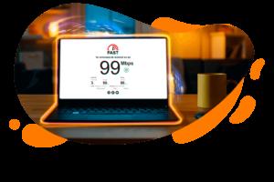 Cómo medir la velocidad de mi Internet