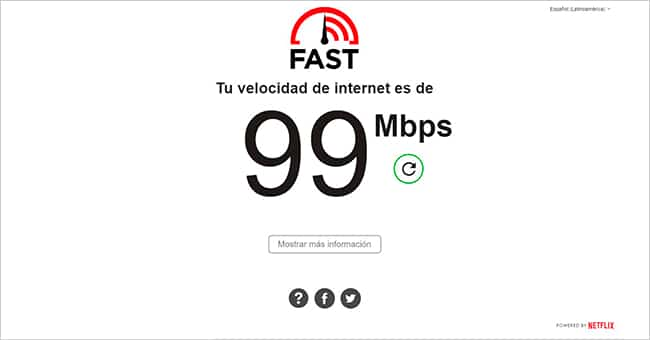 Como medir mi velocidad de internet2 - WIN Internet