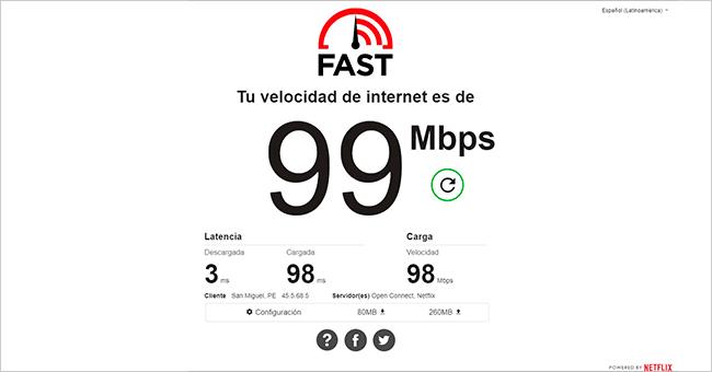 Como medir mi velocidad de internet3 - WIN Internet