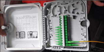 Descubre como instalamos nuestra fibra optica en un condominio3 - WIN Internet