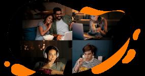 Teleparty la nueva manera de ver TV con familia y amigos
