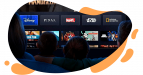 Disney Plus llega a los Smart TV de Perú el 17 de Noviembre
