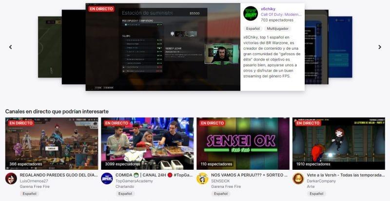 5 Formas de ganar dinero transmitiendo videojuegos en Twitch