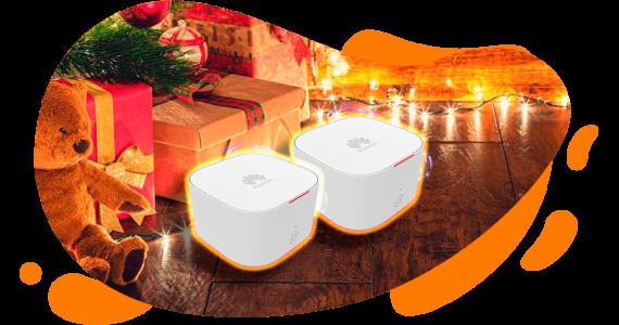 Esta Navidad regálate la mejor cobertura wifi para tu hogar