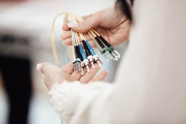 fibra optica delicada - WIN Internet