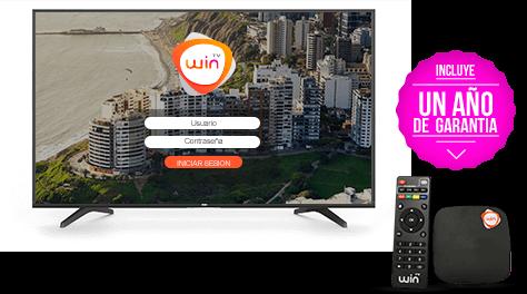 smart tv win