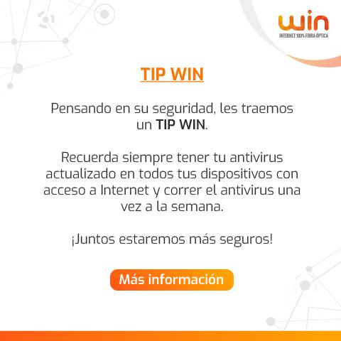tip win